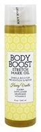 Basq Body Boost - Stretch Mark Oil Honey Vanilla - 8 oz.