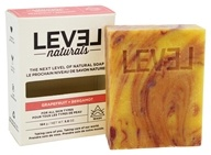 Level Naturals - Bar Soap Grapefruit + Bergamot - 5.8 oz.