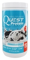 Quest Nutrition - Protein Powder Cookies & Cream - 2 lbs.