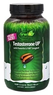 Irwin Naturals - Testosterone UP - 120 Softgels