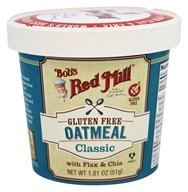 Bob's Red Mill - Gluten-Free Oatmeal Cup Classic - 1.81 oz.