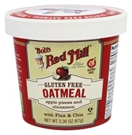 Bob's Red Mill - Gluten-Free Oatmeal Cup Apple Cinnamon - 2.36 oz.