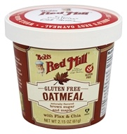 Bob's Red Mill - Gluten-Free Oatmeal Cup Brown Sugar and Maple - 2.15 oz.