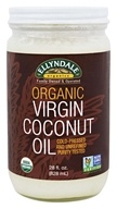 Ellyndale Foods - Organic Virgin Coconut Oil - 28 oz.