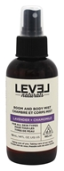 Level Naturals - Room and Body Mist Lavender + Chamomile - 4 oz.