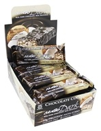 NuGo Nutrition - Dark Chocolate Bar Chocolate Coconut - 12 Bars