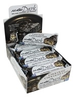 NuGo Nutrition - Dark Chocolate Bar Chocolate Chip - 12 Bars