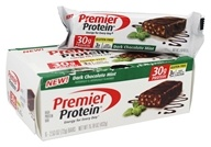 Premier Protein - High Protein Bar Dark Chocolate Mint - 6 Bars