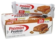 Premier Protein - High Protein Bar Peanut Butter Crunch - 6 Bars