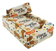 NuGo Nutrition - Fiber d'Lish Bar Peanut Chocolate Chip - 16 Bars