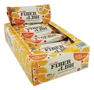 NuGo Nutrition - Fiber d'Lish Bar Orange Cranberry - 16 Bars