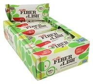 NuGo Nutrition - Fiber d'Lish Bar Apple Cobbler - 16 Bars