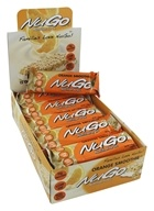 NuGo Nutrition - To Go Protein Bar Orange Smoothie - 15 Bars