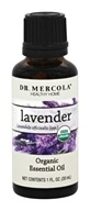 Dr. Mercola Premium Products - Organic Lavender Essential Oil - 1 oz.