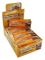 NuGo Nutrition - Gluten Free Bar Carrot Cake - 12 Bars