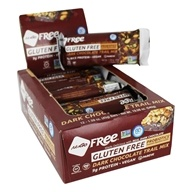 NuGo Nutrition - Gluten-Free Bar Dark Chocolate Trail Mix - 12 Bars