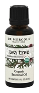 Dr. Mercola Premium Products - Organic Tea Tree Essential Oil - 1 oz.