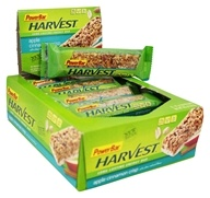 PowerBar - Harvest Long Lasting Energy Bar Apple Cinnamon Crunch - 15 Bars
