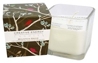 Creative Energy Candles - 2-in-1 Candle & Anti-Aging Lotion for Your Skin Mountain Grove - 9 oz.