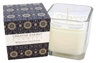 Creative Energy Candles - 2-in-1 Candle & Anti-Aging Lotion for Your Skin Moroccan Teakwood - 9 oz.