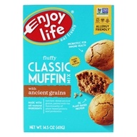 Enjoy Life Foods - Gluten-Free Muffin Mix - 14.5 oz.