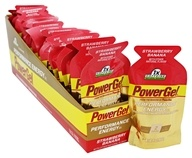 PowerBar - Performance Energy Gel Strawberry Banana - 24 Pack(s)