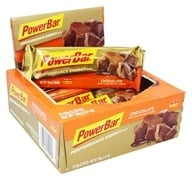 PowerBar - Performance Energy Bar Chocolate - 12 Bars