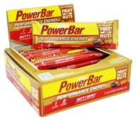 PowerBar - Performance Energy Bar Nutty Berry - 12 Bars