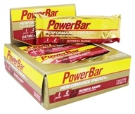 PowerBar - Performance Energy Bar Oatmeal Raisin - 12 Bars