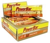PowerBar - Performance Energy Bar Peanut Butter - 12 Bars