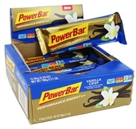 PowerBar - Performance Energy Bar Vanilla Crisp - 12 Bars