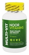 Noor Vitamins - Multi-Vitamin and Mineral - 60 Tablets