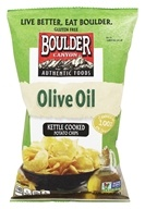 Boulder Canyon - Gluten-Free Olive Oil Kettle Cooked Potato Chips - 5 oz.