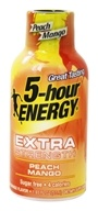 Energy Shot Extra Strength Peach Mango - 12 Bottle(s)