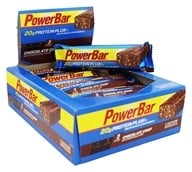 PowerBar - ProteinPlus Bar Chocolate Crisp - 15 Bars