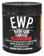 Run Everything Labs - EWP Enter With Purpose Preworkout Tangerine Clementine - 8.46 oz.