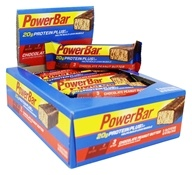 PowerBar - ProteinPlus Bar Chocolate Peanut Butter - 15 Bars