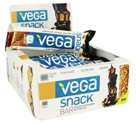 Vega - Snack Bars Box Chocolate Peanut Butter Cup - 12 Bars
