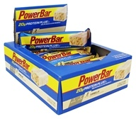 PowerBar - ProteinPlus Bar Vanilla - 15 Bars