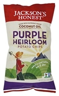 Jackson's Honest - Coconut Oil Potato Chips Purple Heirloom - 5 oz.