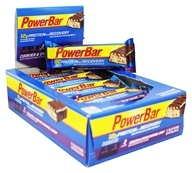 PowerBar - Recovery Bar Cookies & Cream Caramel Crisp - 15 Bars