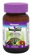 Bluebonnet Nutrition - Super Earth Single Daily Multiple - 30 Caplets