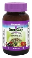 Bluebonnet Nutrition - Super Earth Single Daily Multiple - 60 Caplets