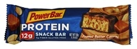 PowerBar - Triple Threat Long Lasting Energy Bar Peanut Butter Caramel - 1.76 oz.
