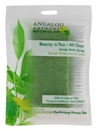 Andalou Naturals - Beauty is You All Over Konjac Body Sponge