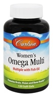 Carlson Labs - Women's Omega Multi - 120 Softgels
