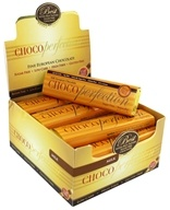 ChocoPerfection - Sugar Free European Milk Chocolate 55% Cocoa Bars Box - 24 Bars