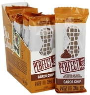 The Perfect Bar & Company - Perfect Foods Bars Box Carob Chip - 8 Bars