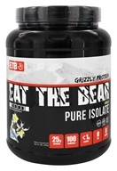 Eat The Bear - Grizzly Protein Pure Isolate Vanilla - 2 lbs.