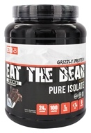 Eat The Bear - Grizzly Protein Pure Isolate Chocolate - 2 lbs.